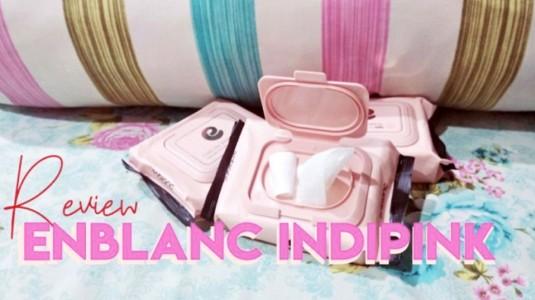 Enblanc Indipink: Tisu Basah Multifungsi untuk Baby & Mom