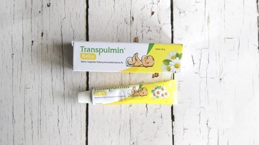 Review Transpulmin Baby Balsam
