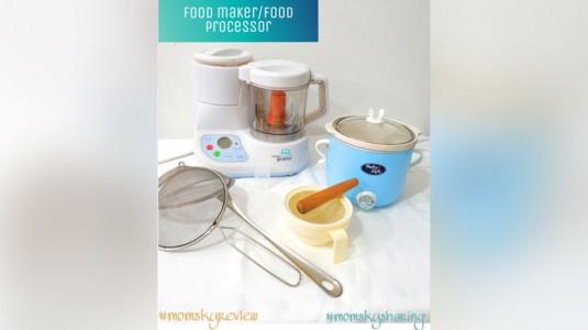 Food Maker VS Food Processor