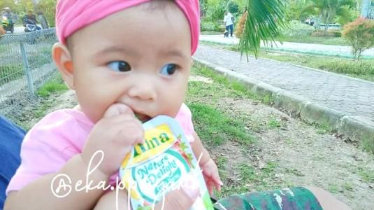 Review Milna Nature Delight: Cara Mudah Mengenalkan Buah pada si Kecil
