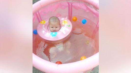 Review Sugar Baby Swimming Pool