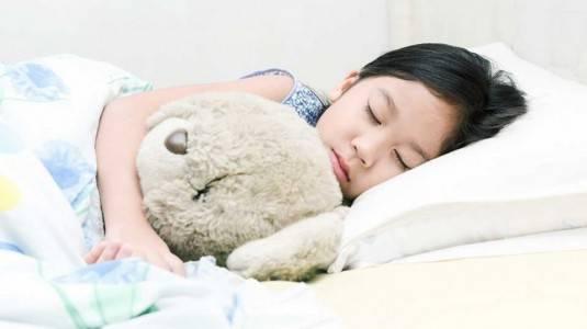 Mengatasi Anak Gelisah Saat Tidur