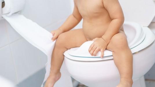 Sukses Toilet Training meski Anak Divonis Fimosis