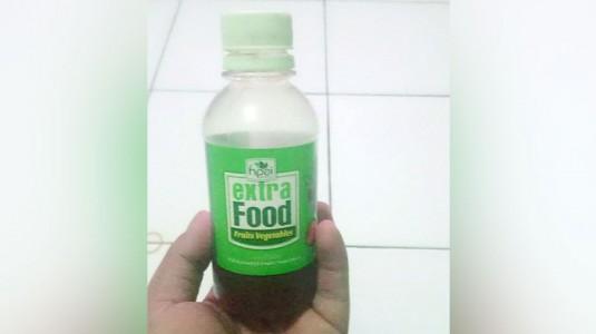 Review Extra Food HPAI: Extra Food Andalanku Saat Anak GTM