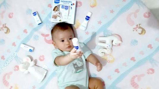 Review: Mustela Newborn Starter Kit by Mom Jasmine