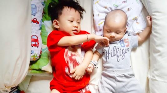 Minyak Telon, Setia Menemani dan Menghangatkan Anak-anakku