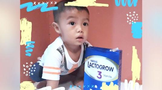 Review Nestle Lactogrow 3: Penuhi Nutrisi Harian Anak