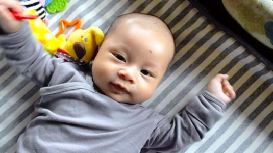 Bayi Nyaman, Ibu Tenang dengan Botol Susu Anti Kolik