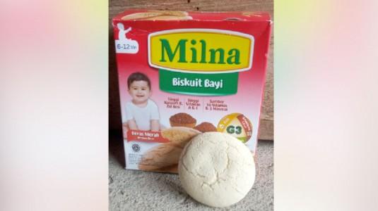 Honest Review Milna Biskuit Bayi