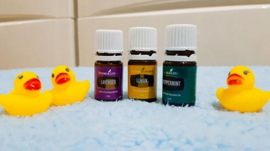 Young Living Essential Oil: Trio Oil untuk Mengatasi Batuk Pilek pada Anak