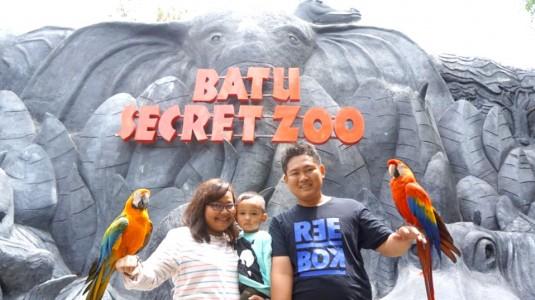 Sedang di Malang? Jangan Lupa Mampir ke Batu Secret Zoo, Moms!