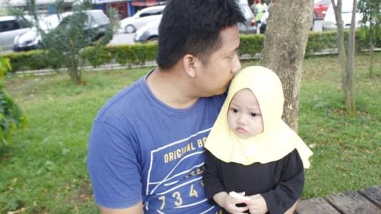 Meningkatkan Bonding antara Ayah dan si Kecil saat LDM
