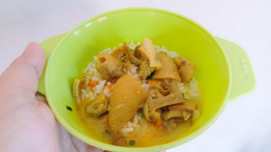 Nasi Kuah Babat: Menu Andalan Saat Anak Mulai Bosan Makan