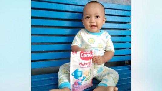 Cerelac Nutripuffs: Cemilan Sehat Bagi si Kecil untuk Belajar Makan Sendiri