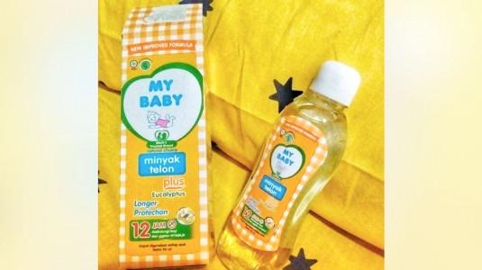My Baby Minyak Telon Plus: Pilihanku dalam Segala Kondisi