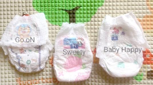 Tiga Diapers Ekonomis Terbaik Versi Mama Gina