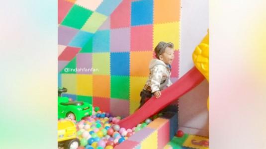 Manfaat Bermain di Playground untuk si Kecil