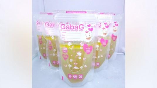 Review Kantong ASI Gabag by Mom Indah