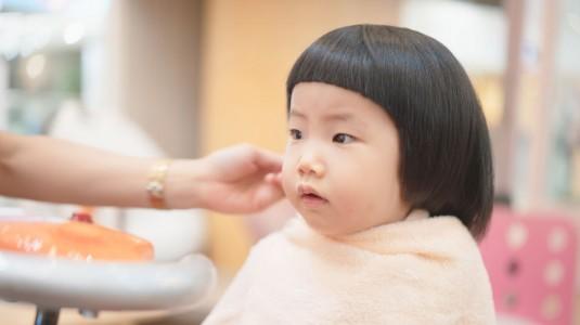 6 Tips Sukses ke Salon Bersama Baby