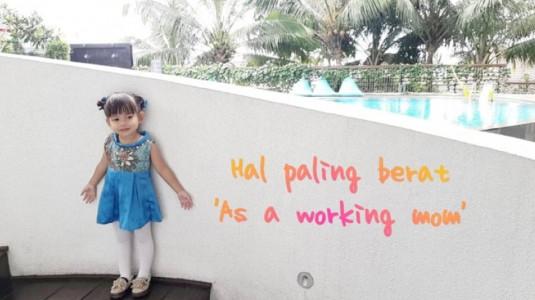 Anak Rewel Ketika Ditinggal Kerja