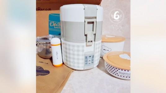 Mpasi Tanpa Ribet dengan Bear Electric Cooker