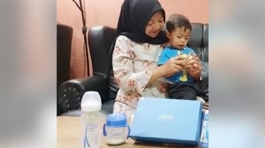 Ketahui Keefektifan Botol Susu Anti Kolik