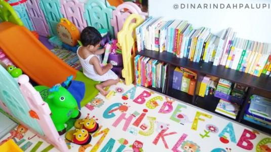 Manfaat Ruang Bermain Anak di Rumah