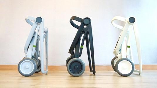 Mengenal Bahan Dasar Stroller Terbaik untuk si Kecil