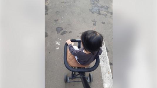 Memilih Stroller yang Tepat untuk Si Kecil