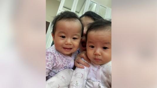 Tips Mendisiplinkan Bayi Kembar Supaya Orang Tua Juga Bisa Istirahat