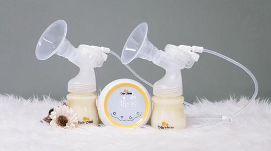 Pumping ASI Bebas Ribet dengan Berdee S2 Breast Pump