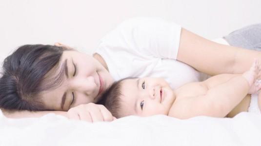 Tips Agar Si Kecil Tidur dengan Aman dan Nyaman