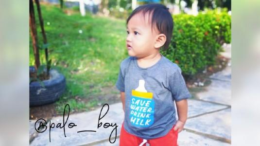 Tips Simple Mandi bersama si Kecil ala Moms Palo