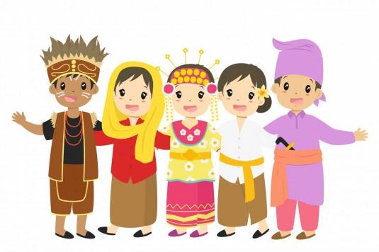 Membuat Anak Mencintai Negara Indonesia