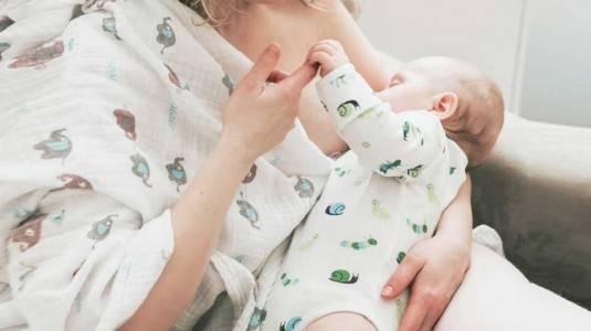 Celemek Menyusui Pilihan Ibu Muda Masa Kini