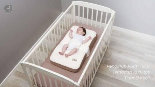 Pengaruh Posisi Tidur Terhadap Kualitas Tidur Si Kecil