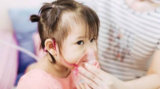 Paru-Paru Basah Atau Pneumonia Pada Anak