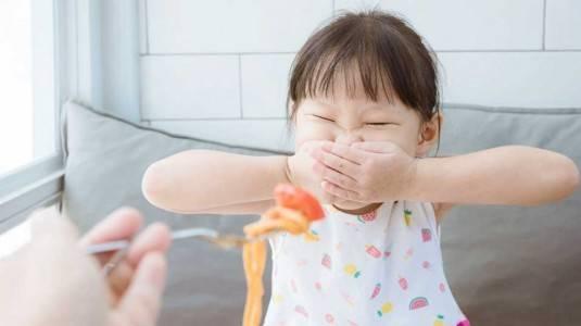 Anak Tidak Mau Makan, Bagaimana?