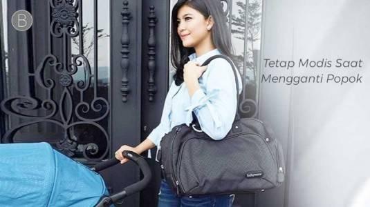 Baby-O-Review Babymoov Trendy Bag