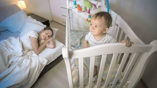 Anak Sering Terbangun Dan Sulit Tidur Kembali, Wajarkah?