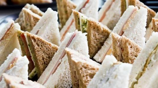 Simple Set Sandwich For Babies 12 Month