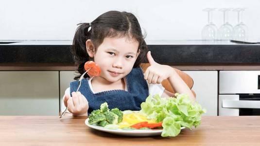 Tips Praktis Jaga Stamina Anak