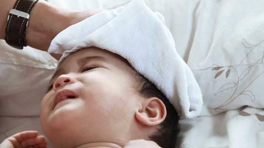 Mengatasi Demam pada Anak Tanpa Obat