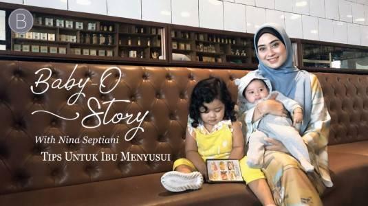 Baby-O-Story with Mom Nina: Tips Untuk Ibu Menyusui
