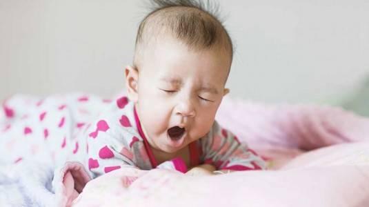 Penyebab Batuk Kering pada Bayi