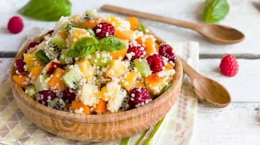 Ragam Manfaat Salad Buah Untuk Kesehatan Tubuh