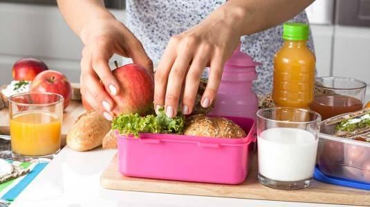 Banyaknya Bekal Makanan yang Dibutuhkan Anak