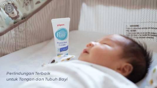 Perlindungan Terbaik untuk Tangan dan Tubuh Bayi