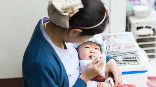 Jarak Imunisasi Untuk Bayi
