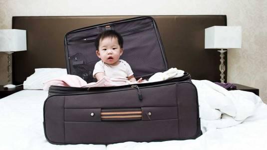 Tips Travelling Menyenangkan Bersama si Kecil